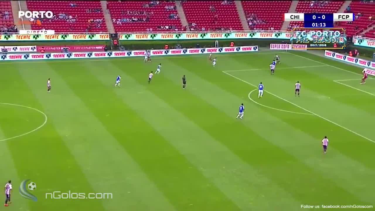 Aboubakar'ın golü ve yine o çılgın sevinç!..
