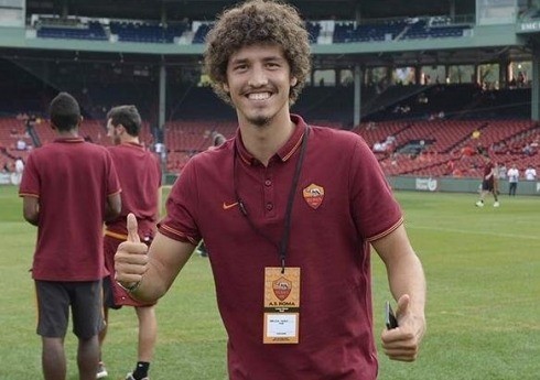 AS ROMA, L�VERPOOL'U YIKTI! SAL�H �SE...