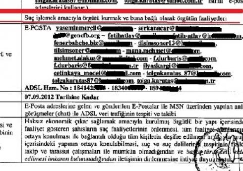 F.BAH�E TARAFTARI ���N �OK �DD�ALAR