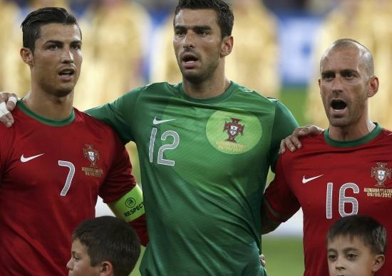 Portekiz'in hedefi Danimarka