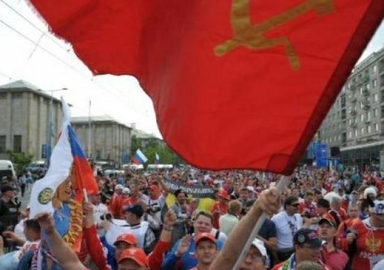 """Polonya'da """"bayrak"""" krizi"""