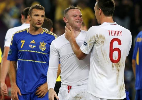 Rooney'den turnuvaya merhaba...