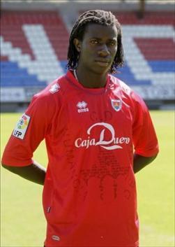 Cedric Mabwati (CD Numancia)