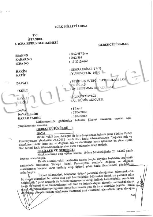 nihat001 - Beşiktaş'a bir ŞOK daha!