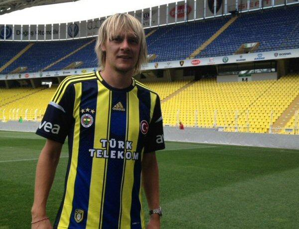 Miloš Krasić (Fenerbahçe SK)