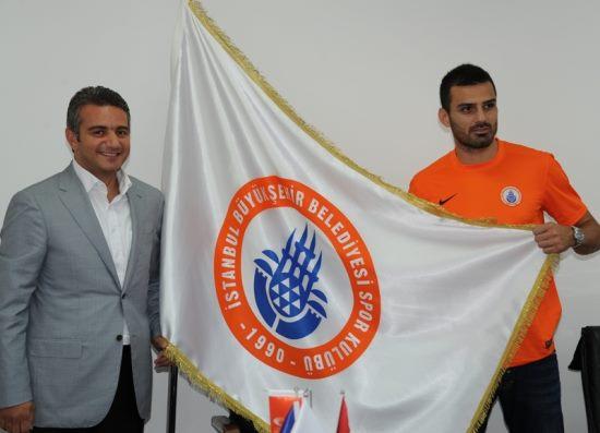 Turgay Bahadir (Istanbul Büyükşehir Belediyespor)