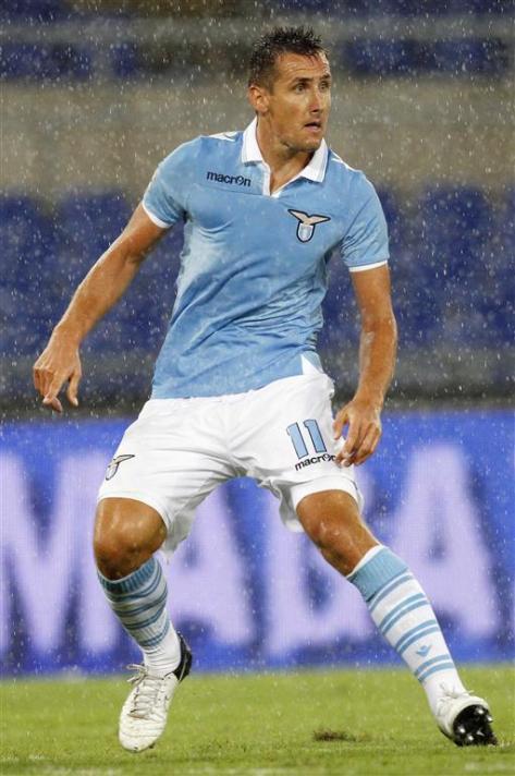 Miroslav Klose (Lazio Roma)
