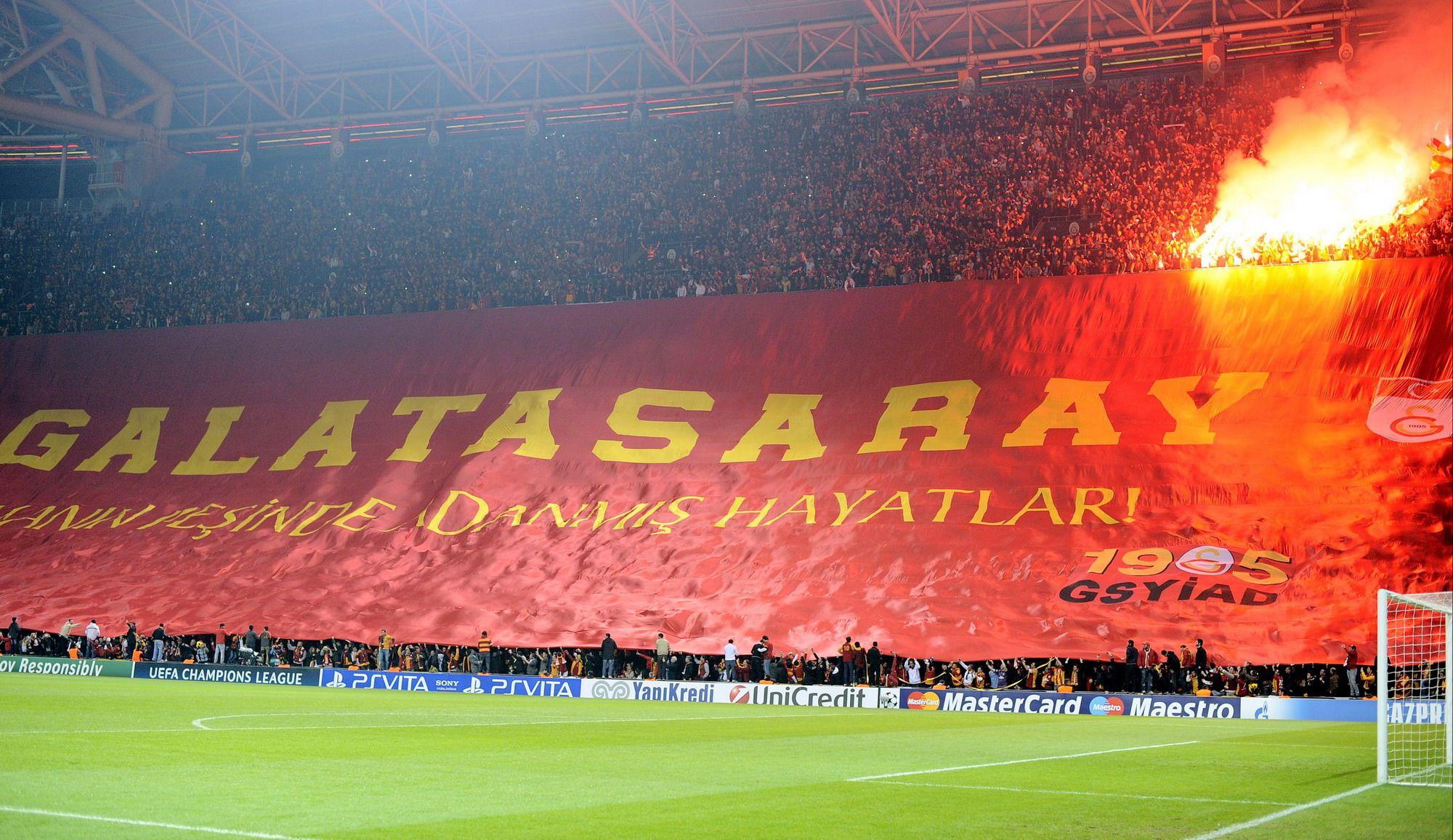 2013 En Güzel Galatasaray HD Masaüstü Resimleri
