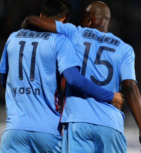 Gençlerbirliği 0 – 4 Trabzon ( 3 Aralık 2012 )