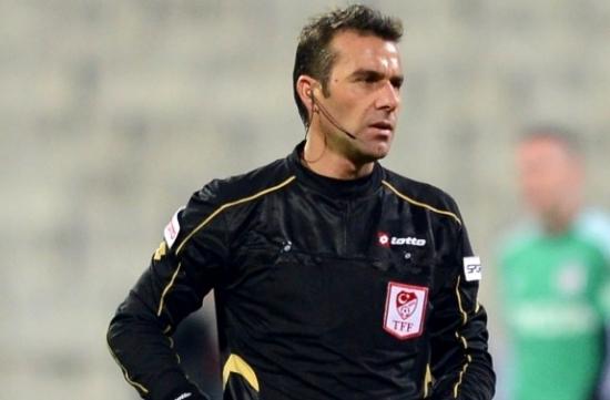 Gaziantepspor maçımızı Serkan Çınar yönetecek