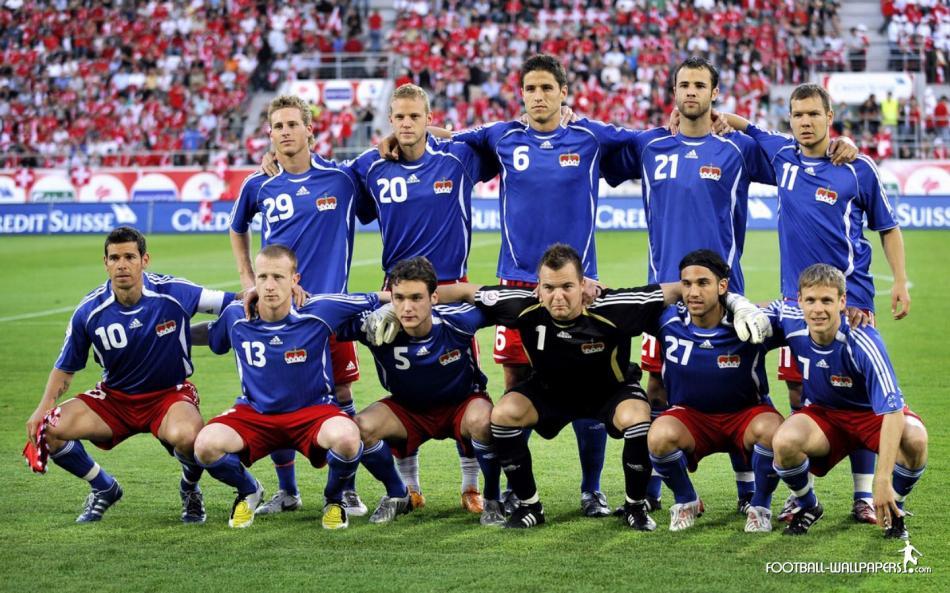 13 любителей готовятся к матчу с Россией в составе Лихтенштейна