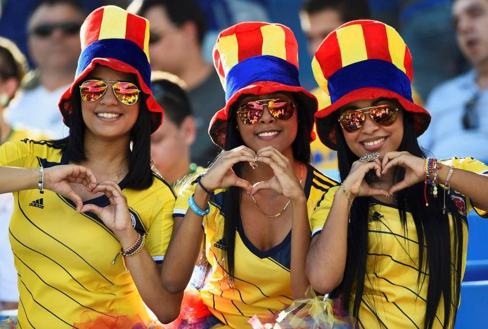 Фото колумбийских девушек 6 фотография