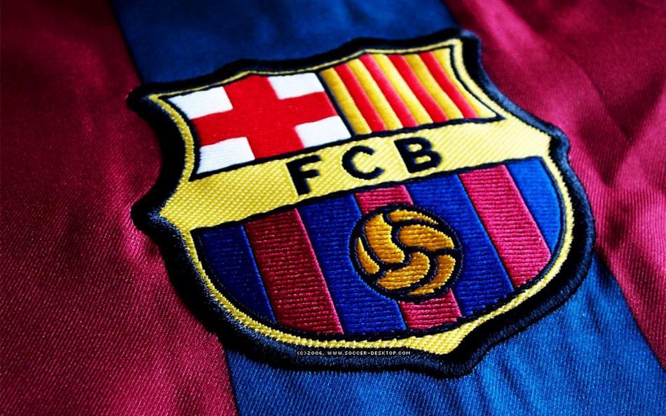 HD обои Барселона, Футбол, Нашивка, Спорт, 3d картинки