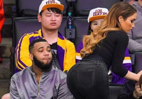 Basket maçı yerine onu izlediler!