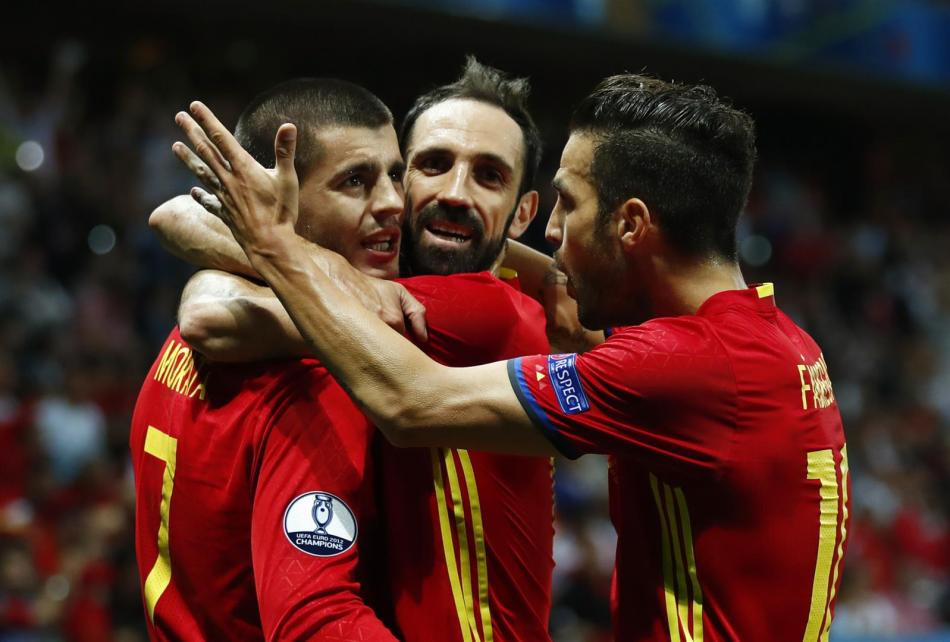 İspanya son yenildiğinden beri...