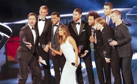 Avrupa'nın en değerli 50 futbolcusu