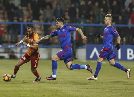 Karabükspor 2 - 1 Galatasaray