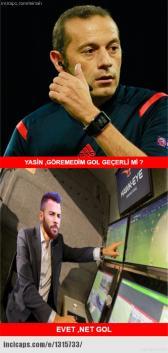 Karabükspor - Galatasaray capsleri