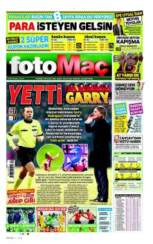 Gazete manşetleri - 22 Ocak