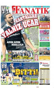 Beşiktaş Gazete Manşet (20 Şubat)