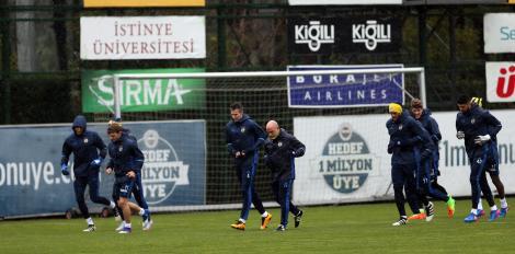 Fenerbahçe İdman (20 Şubat)