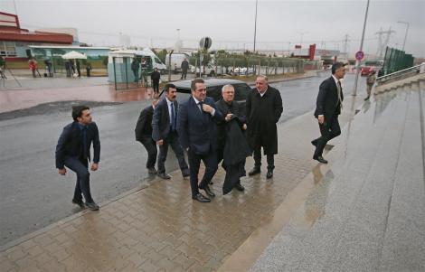 Fenerbahçeli yöneticiler dava için Silivri'de