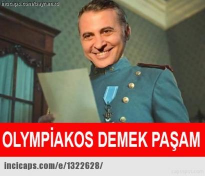 Beşiktaş, Olympiakos ile eşleşti! Sosyal medya patladı