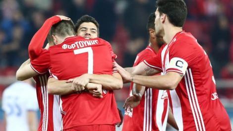 Beşiktaş'ın rakibi Olympiakos'u tanıyalım