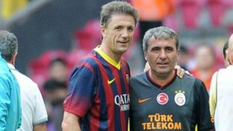 Galatasaray'ın formasını giyen 11 Rumen futbolcu