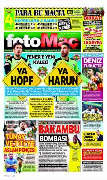Gazete Manşetleri (22 Mart)