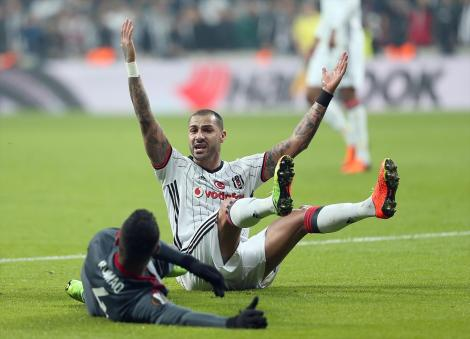 Uğur Meleke: ''Beşiktaş, Lyon karşısında favori''
