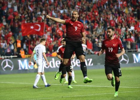 Türkiye - Finlandiya maçının notları