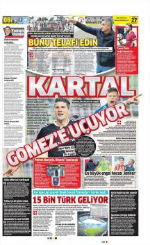 Gazete Manşetleri (27 Mart)
