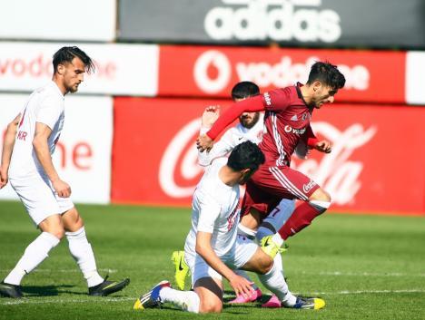 Beşiktaş 2-1 Ümraniyespor
