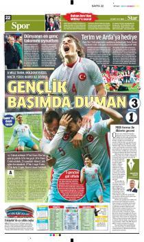 Gazete manşetleri - 28 Mart