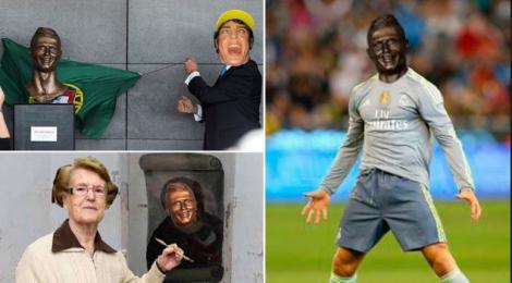 Cristiano Ronaldo alay konusu oldu!