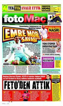 Gazete Manşetleri (29 Mart)
