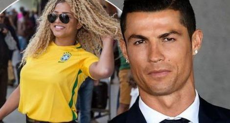 Popo güzelinden Cristiano Ronaldo itirafları!