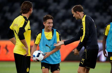 Dortmund'un geleceğe yatırım yaptığı 11 futbolcu