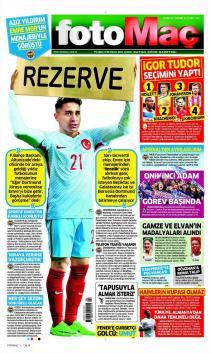 Gazete Manşetleri (30 MART)