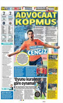 Gazete manşetleri - 27 Nisan