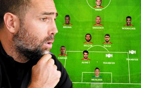Galatasaray stopere 5 aday belirledi! Son kararı Igor Tudor verecek