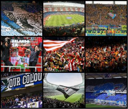 Avrupa'nın en yüksek taraftar ortalamasına sahip 100 takımı