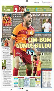 Galatasaray Gazete Manşetleri (30 Mayıs)
