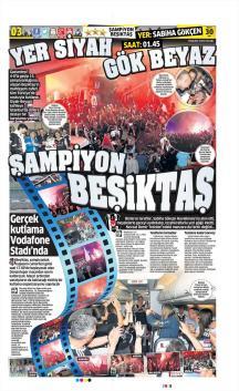 Gazete Manşetleri (30 Mayıs)