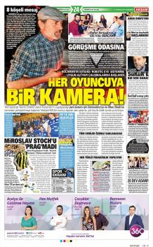 Gazete manşetleri - 21 HAZİRAN