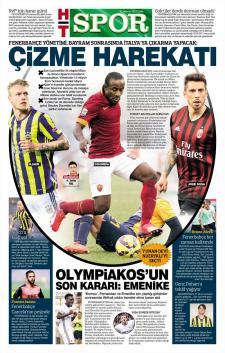 Gazete manşetleri - 23 HAZİRAN