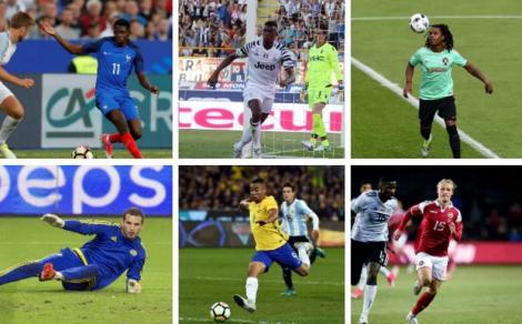 Dünyanın en iyi 50 genç oyuncusu