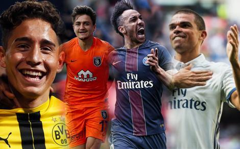 Transferi açıklanması beklenen 34 yıldız futbolcu!