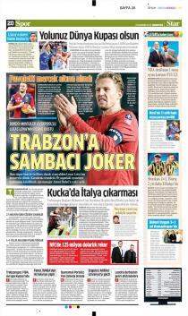 Gazete manşetleri - 24 HAZİRAN
